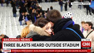 هجمات باريس.. بوتين يعزي وكاميرون مصدوم والاتحاد الأوروبي يتضامن والأردن يدين