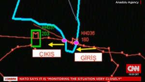 تقرير: أنقرة تنشر مسار المقاتلة الروسية التي اسقطتها بعد انتهاك مجالها الجوي