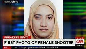 بعد الاشتباه بمبايعتها لداعش.. هذه صورة زوجة منفذ هجوم برناردينو.. ومصدر بالأمن القومي الأمريكي لـCNN: غالبا ما زارت والدها المقيم بالسعودية