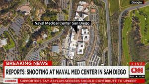 أمريكا: إطلاق نار جار بالمركز الصحي التابع للبحرية الأمريكية في سان دييغو