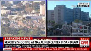 آخر تفاصيل إطلاق النار بمركز للبحرية الأمريكية في سان دييغو: أبلغ عن 3 طلقات.. وتأمين مرافق العناية بالأطفال