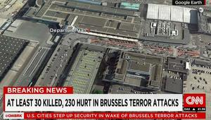 بعد تفجيرات بروكسل.. موالون لداعش: دكينا حصونهم على أرضهم ويكفي 3 مقاتلين ليقلبوا القارة العجوز