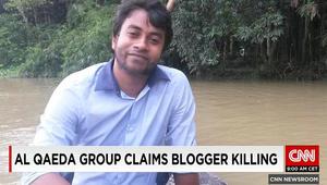 جماعة موالية للقاعدة تتبنى عملية قتل مدون علماني في بنغلادش