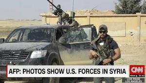 بالصور.. تقارير عن جنود أمريكيين قرب الخطوط الأولى بمعركة الرقة.. والبنتاغون ينفي