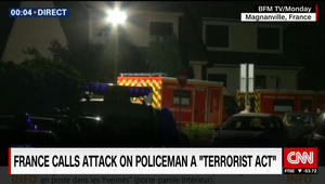 """بعد بيان منسوب لداعش.. فرنسا: مقتل ضابط الشرطة وشريكته بمنزلهما بباريس الاثنين """"عمل إرهابي"""""""