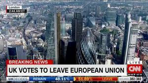 """""""خروج بريطانيا"""".. سياسي روسي: الاتحاد الأوروبي فشل في تحقيق هدفه.. والوزيرة الأولى بإسكتلندا: قد نعقد استفتاء جديدا للاستقلال"""