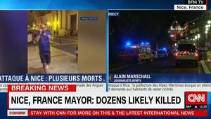 عشرات القتلى إثر دهس شاحنة لمحتفلين باليوم الوطني لفرنسا في نيس.. والشرطة تقتل السائق بالرصاص