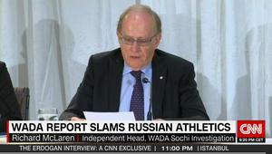 تقرير مكلورين يكشف تورط وزارة الرياضة الروسية في فضيحة المنشطات