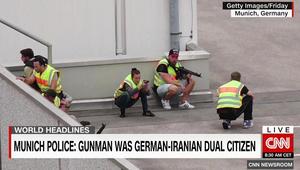 بعد إعلان حمل منفذ الهجوم للجنسية الإيرانية والألمانية.. طهران تدين هجوم ميونخ: وصمة عار أخرى في تاريخ البشرية