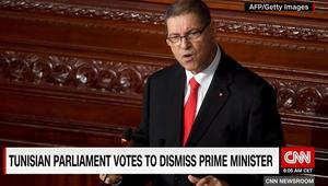 البرلمان التونسي يسحب الثقة من حكومة الحبيب الصيد