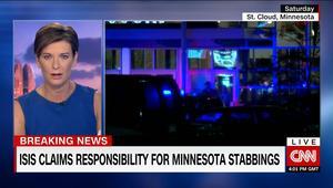 """داعش يزعم: منفذ هجوم الطعن في ولاية مينيسوتا الأمريكية كان """"مجندا بالخلافة"""""""
