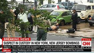 مسؤول يبين ما حدث خلال مداهمة المشتبه به بتفجير مانهاتن