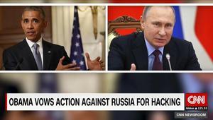"""أوباما يتعهد برد انتقامي تجاه روسيا بعد """"قرصنة الانتخابات"""""""