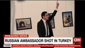 الخارجية الروسية تعلن مقتل سفيرها في تركيا بعد إصابته في إطلاق النار