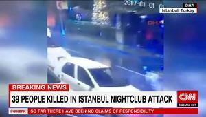 تركيا: هجوم مسلح على ملهى ليلي في إسطنبول يُسقط عشرات القتلى والجرحى