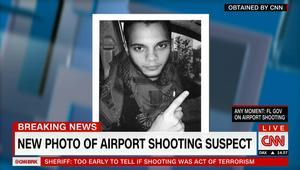 """سناتور فلوريدا يكشف لـCNN اسم المشتبه به في هجوم إطلاق النار في مطار """"فورت لودرديل"""" بفلوريدا"""