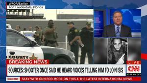 مسؤولون لـCNN: المشتبه به في إطلاق النار بمطار