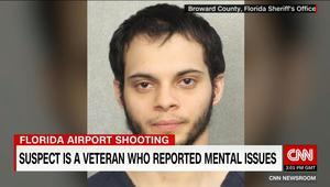 """عمة المشتبه به في إطلاق النار بمطار """"فورت لودرديل"""" لـCNN: """"تغير"""" بعد عودته من العراق"""
