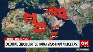ترامب يوقع قرار تعليق دخول 6 جنسيات عربية لأمريكا