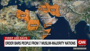 """مجلس العلاقات الأمريكي الإسلامي يرد على """"حظر"""" دخول مواطنين من 7 دول إسلامية لأمريكا"""