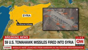 مسؤول أمريكي: كان هناك روس في القاعدة السورية المستهدفة