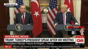 ترامب: تأكدت من إيصال المعدات العسكرية التي طلبها أردوغان في أسرع وقت