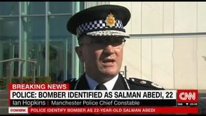 الشرطة البريطانية تكشف هوية منفذ هجوم مانشستر.. ومسؤول لـCNN: لا دليل على صلته بمنظمات إرهابية حتى الآن