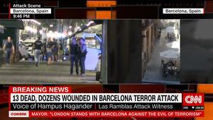 هجوم برشلونة.. اعتقال مشتبهين بهما مغربي وآخر من مليلية