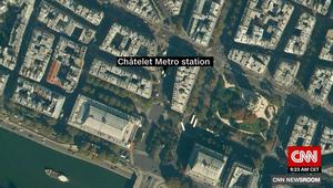 الشرطة الفرنسية لـCNN: اعتقال شخص حاول طعن جندي بمحطة للمترو