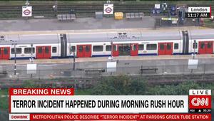 الإسعاف البريطاني: نقل 18 مصابا من محطة بارسون غرين لعدد من المستشفيات