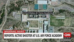 أنباء عن إطلاق نار بأكاديمية سلاح الجو بكولورادو