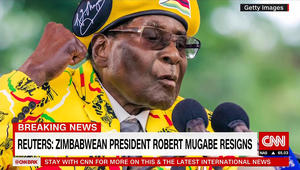 زيمبابوي: استقالة الرئيس روبيرت موغابي بعد 37 عاما بالسلطة