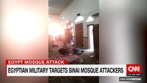 """محللة لـCNN: هذا ما يعنيه تبنى داعش المحتمل لهجوم """"الروضة"""" بسيناء"""