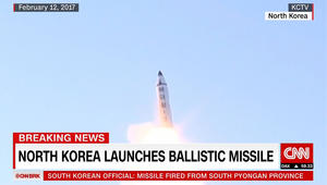 جيش كوريا الجنوبية: بيونغ يانغ أطلقت صاروخا باليستيا