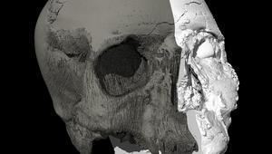 تمكن علماء الآثار من إحياء وجه