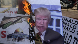بالصور.. مظاهرات حول العالم للتنديد باعتراف ترامب بالقدس