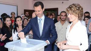 سوريا: اغلاق صناديق الاقتراع وبدء عمليات فرز الأصوات