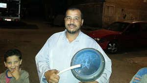 """جولة مع """"مسحراتي"""" في مصر"""