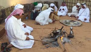 بطولة دبي العالمية للضيافة .. عادات وتقاليد تتلوح بوجه شمس الصحراء