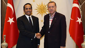 """""""أول زيارة"""" إلى تركيا من قطر.. وأنقرة: نجري تحقيقات دقيقة حول علاقة محاولة الانقلاب بالخارج"""