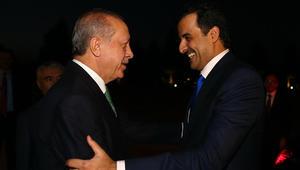 """تركيا: زيارة أمير قطر تحمل """"رسالة مهمة"""".. وأردوغان يقود حركة دبلوماسية مكثفة"""