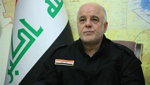 العبادي يعلن انطلاق معركة تحرير تلعفر: أقول لداعش إما الاستسلام أو القتل