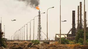 داعش تنفذ عمليات باستخدام صور مرجعيات دينية وتزعم السيطرة على مصفاة بيجي الاستراتيجية