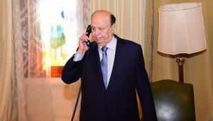 الرئيس اليمني يوجه الأحمر بفتح عدد من الجبهات لدخول صنعاء