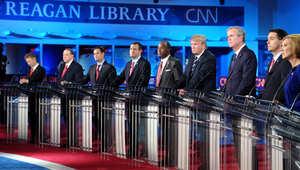 مناظرة الجمهوريين الرئاسية على CNN.. إليكم النتائج