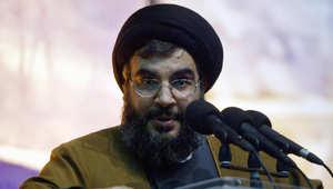 """نصرالله ينفي أن يكون قتال حزب الله في سوريا تمهيد لظهور """"المهدي المنتظر"""""""