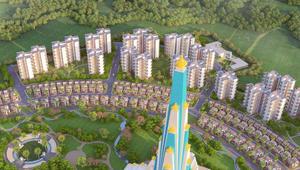 الهند تبني أعلى ناطحة سحاب دينية بالعالم في معبد هندوسي
