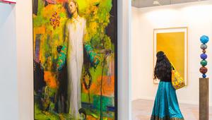 في الهند.. النساء يترأسن عالماً فنياً