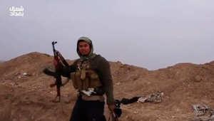 """بالصور.. داعش ينشر تقريراً لعملية """"تطهير سدّة سامراء"""""""