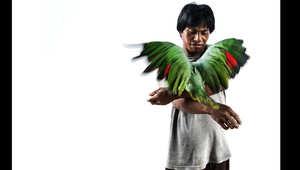 بالصور.. سكان غابات الأمازون المطيرة كما لم تروهم من قبل